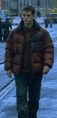 Jason Bourne Bamf Style