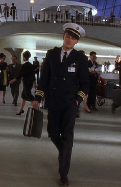 Catch Me If You Can – Pan Am Uniform | BAMF Style