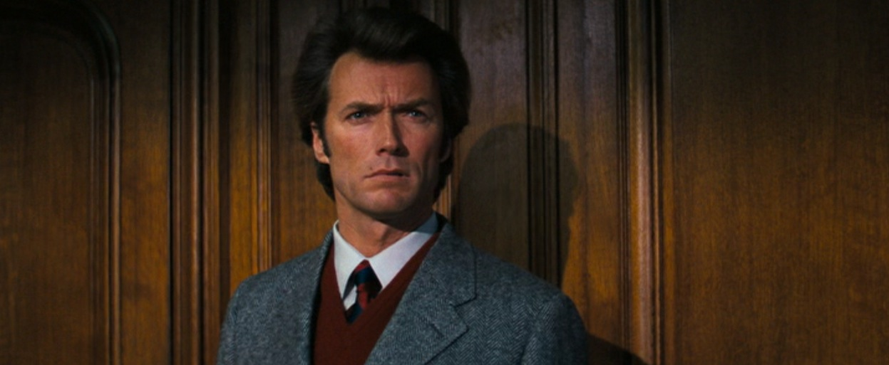 Dirty Harry's Red Sweater Vest | BAMF Style