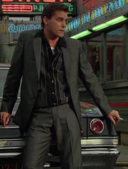 Ray Liotta as Henry Hi...