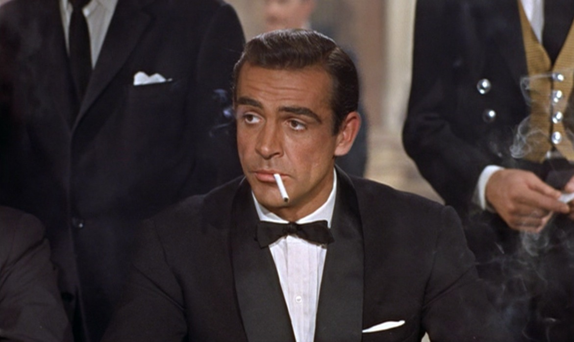 Bond Style Black Tie In Dr No Bamf Style