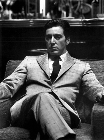 Al Pacino as Michael Corleone in The Godfather, Part II (1974)