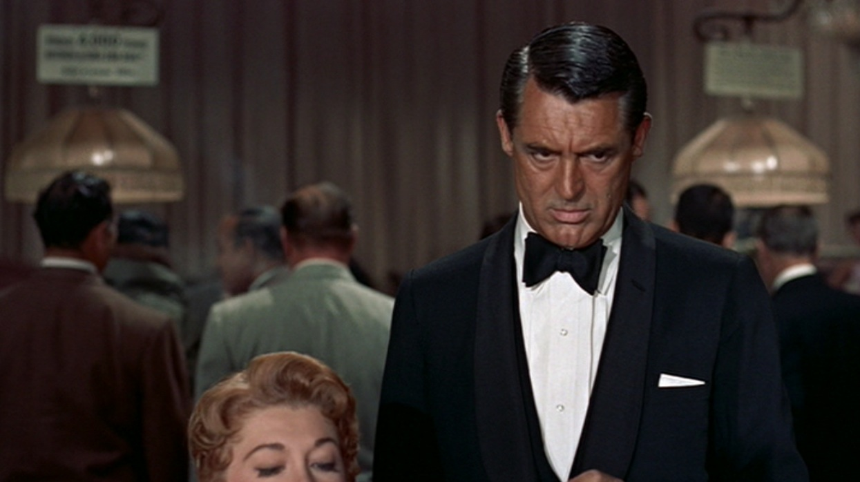Cary grant s black tie in to catch a thief bamf style for Cary grant first movie