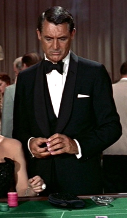 Cary Grant U2019s Black Tie In To Catch A Thief