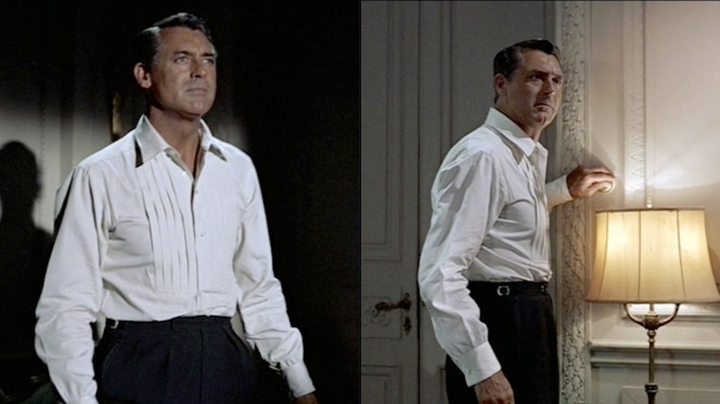 Cary Grant discovers electricity!
