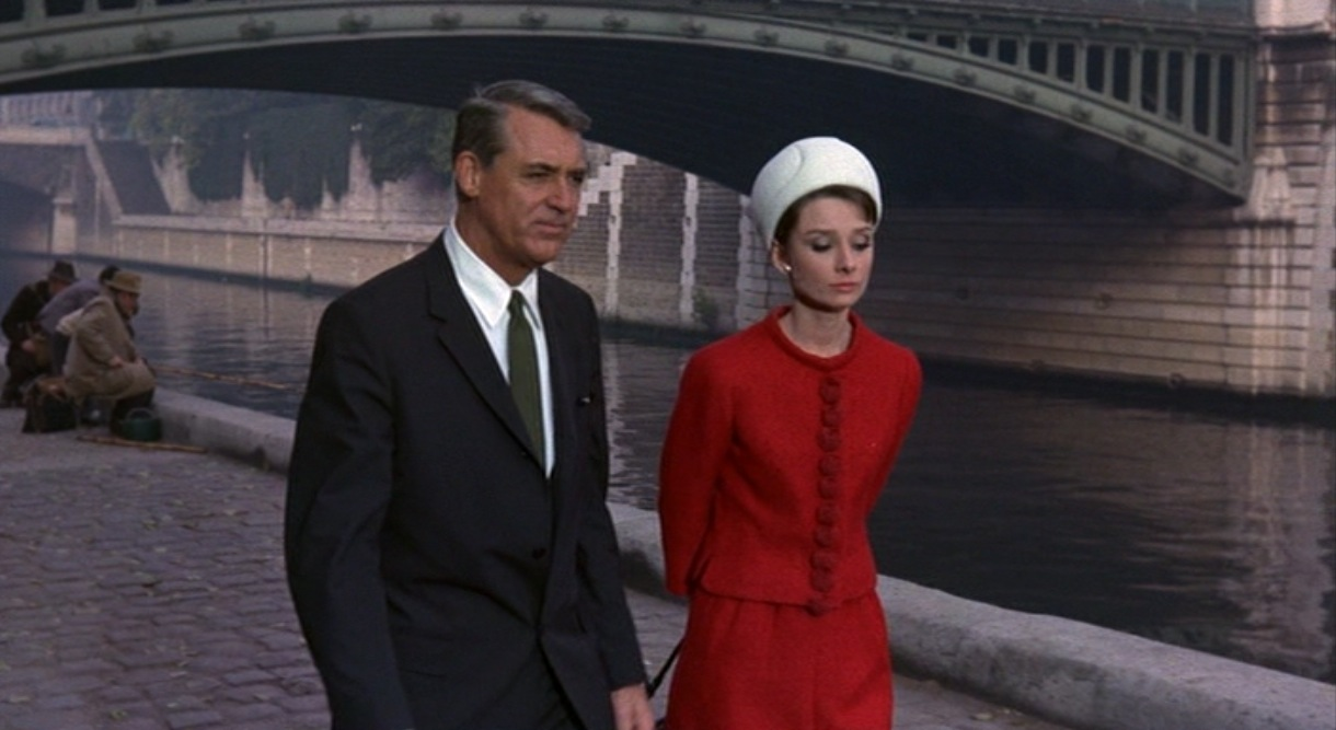 Image result for cary grant in charade