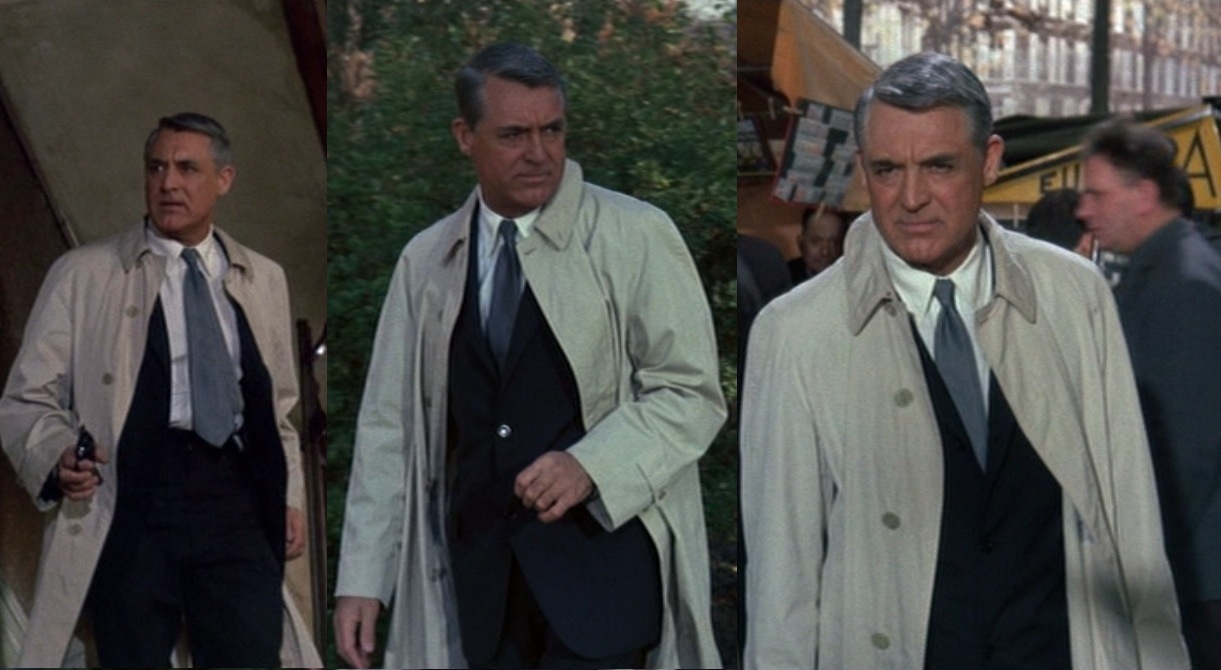 Charade – Cary Grant's Dark Suit | BAMF Style