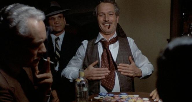 Poker: Henry Gondorff style.