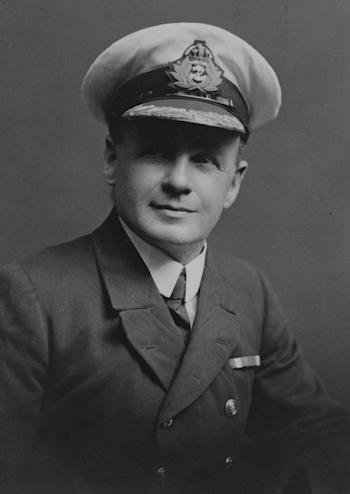 The real Charles Herbert Lightoller.