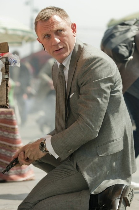 50d3e1435f9af Daniel Craig as James Bond in Skyfall.