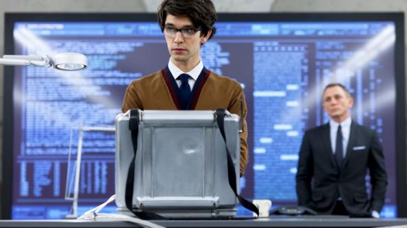 Skyfall Q Computer