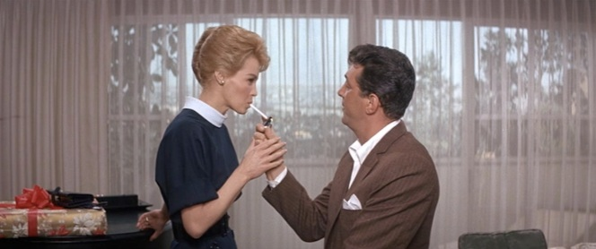 Just remember that a gentleman always lights a lady's cigarette first.