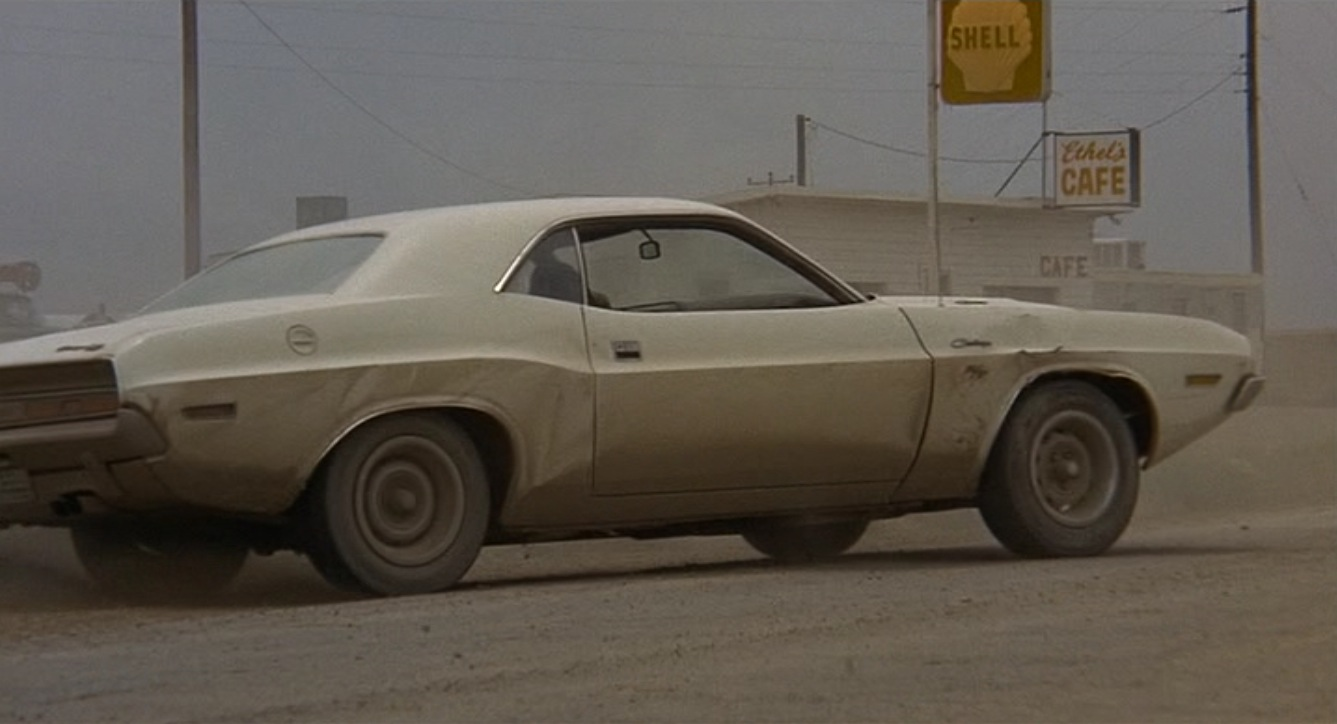 Vanishing Point Car: 301 Moved Permanently