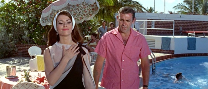 Bond and Domino.