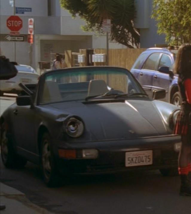 Hank Moody Goes Porsche Shopping   BAMF Style