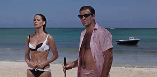 Image result for sean connery as james bond in thunderball