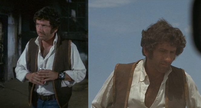 The vest is... an interesting choice. Very distinctive, giving Kowalski a sort of Han Solo flair.