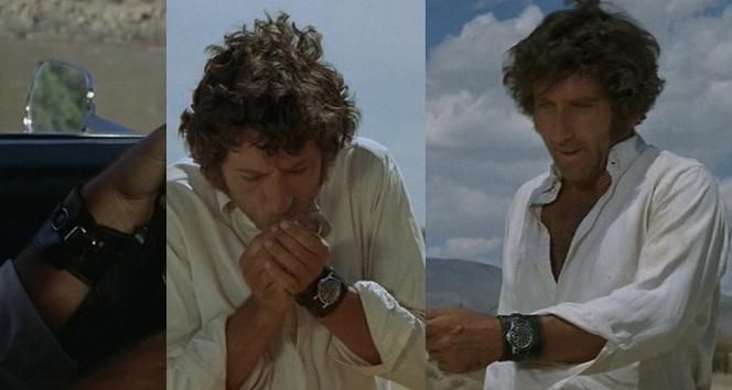Kowalski's badass watch in action.