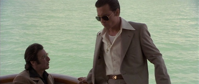 """""""Go to the bow. I'm gonna stay in the stern. Go to the bow. Stay there. I'm so disgusted with you, you know that?"""""""