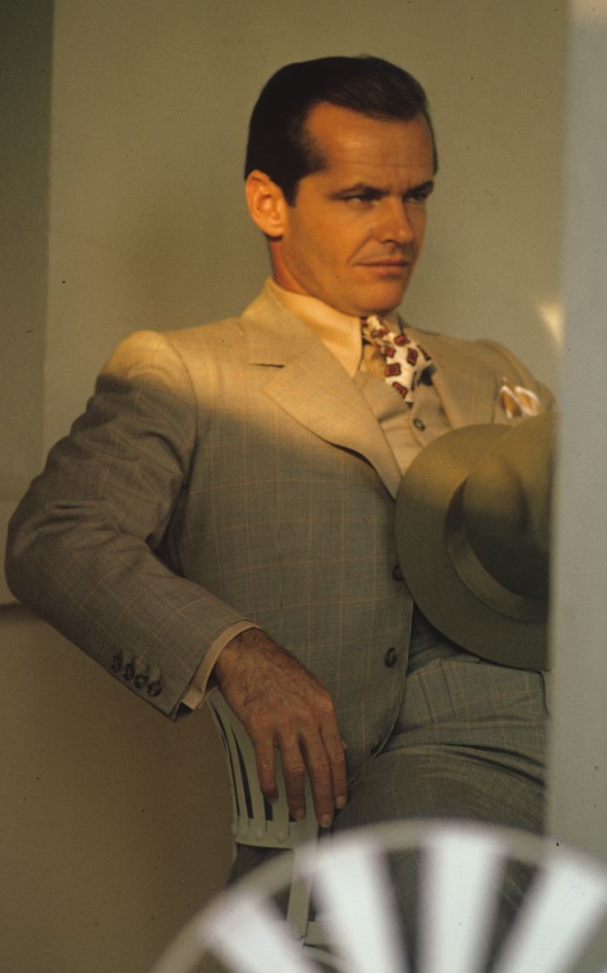 J J Gittes Sandy 3 Piece Suit In Chinatown Bamf Style