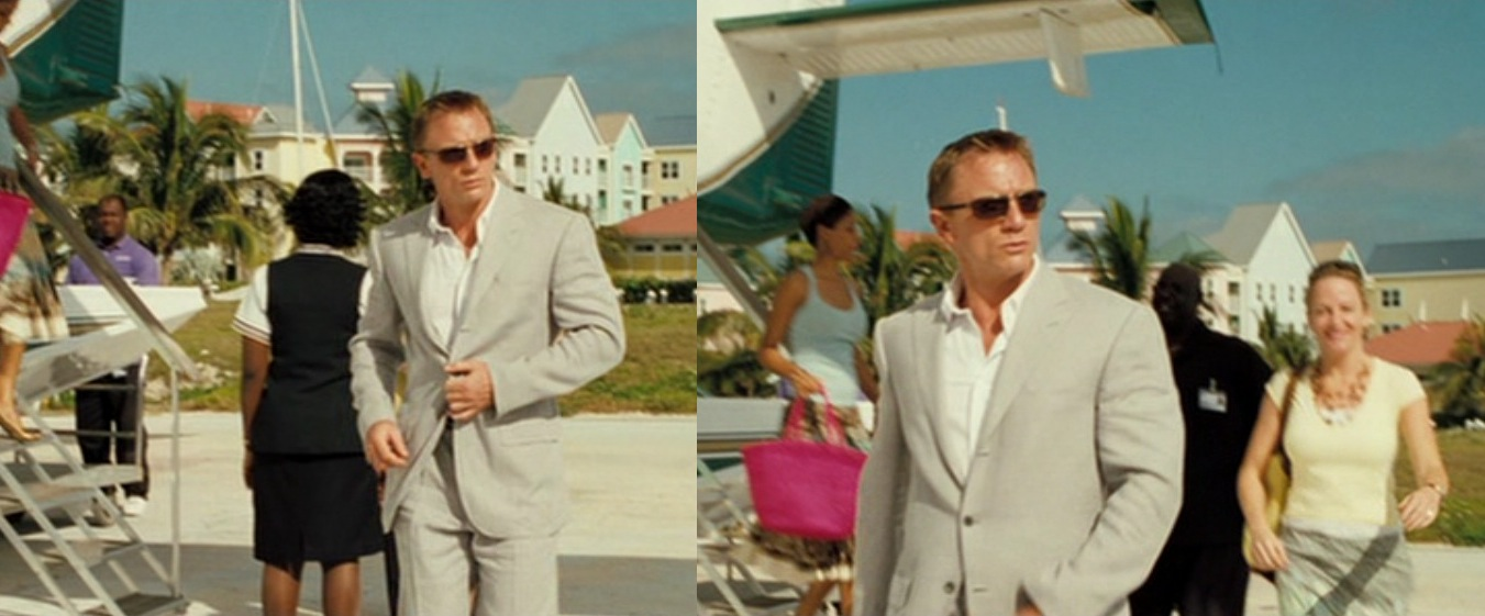 Casino Royale Bond Lands In The Bahamas Bamf Style