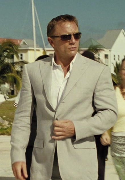 James bond jeans casino royale