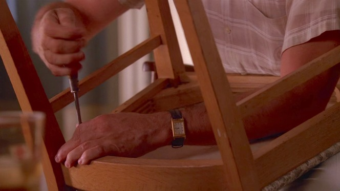 Don wears this Jaeger-LeCoultre in almost every episode of the second and third seasons.