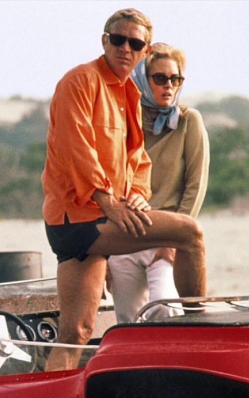 647de9c398e7d Steve McQueen and Faye Dunaway in The Thomas Crown Affair (1968)