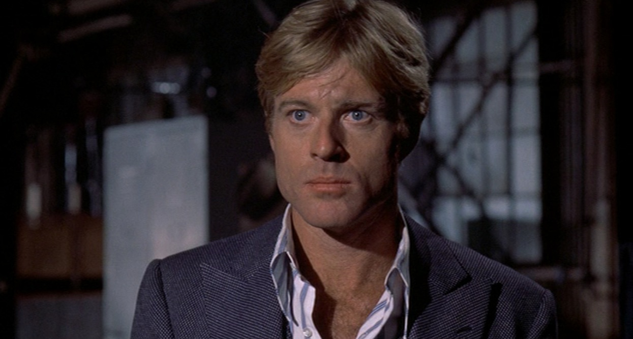 Robert Redford's Gray Suit in The Sting | BAMF Style