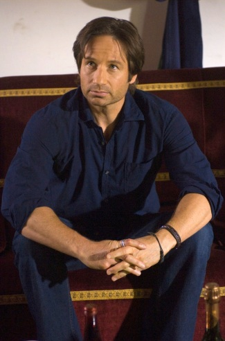David Duchovny as Hank Moody in