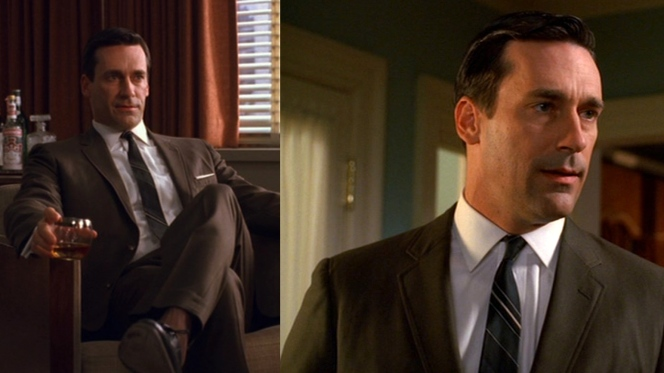 autumn on mad men � draper�s brown suit in season 2 bamf