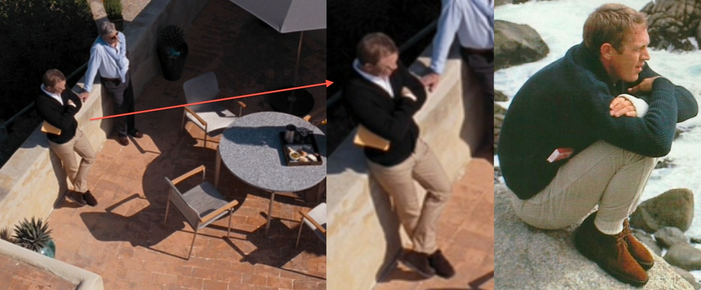 Bond Style Bond Relaxes In Quantum Of Solace Bamf Style