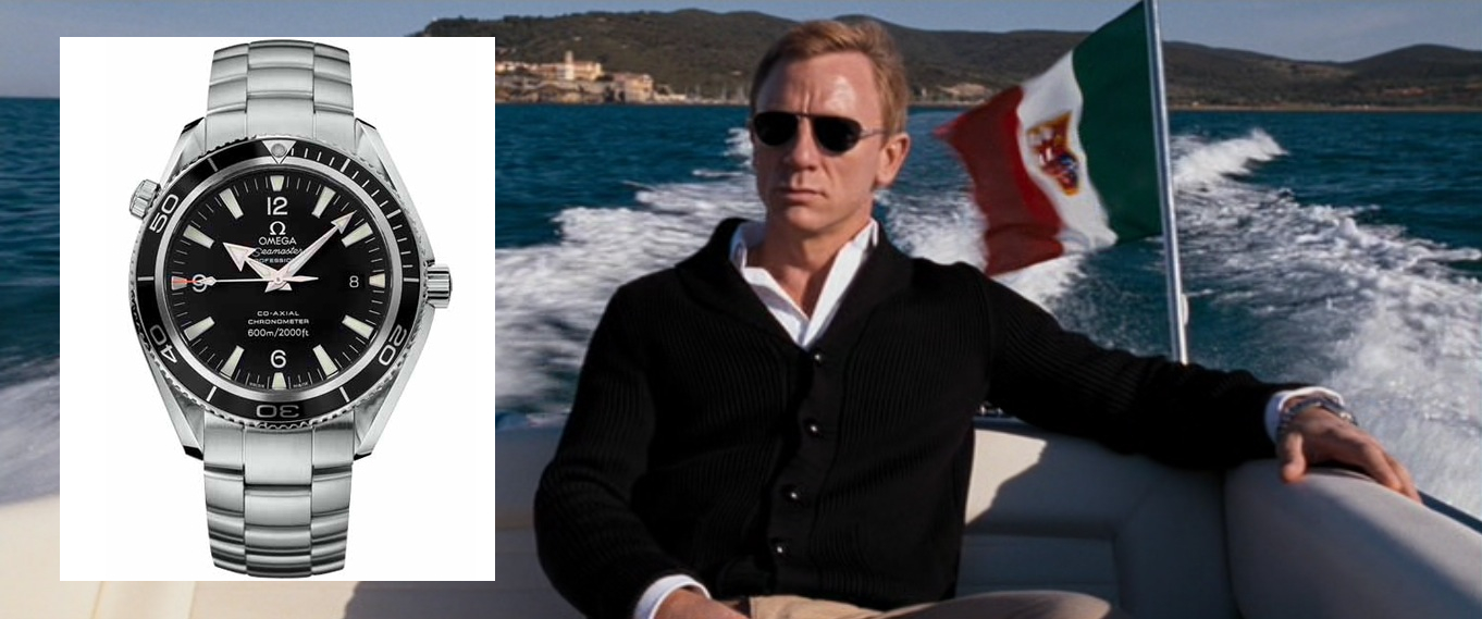 Bond Style – Bond Relaxes in Quantum of Solace | BAMF Style Quantumofsolace
