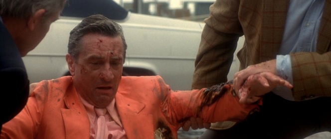 Also, please try to take better care of your clothing than Robert De Niro does.