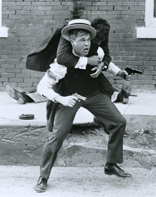 Pretty Boy Floyd In Dillinger Bamf Style