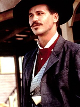 Hey, he's your huckleberry!