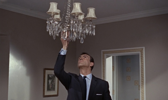 How many Sean Connerys does it take to change a light bulb?
