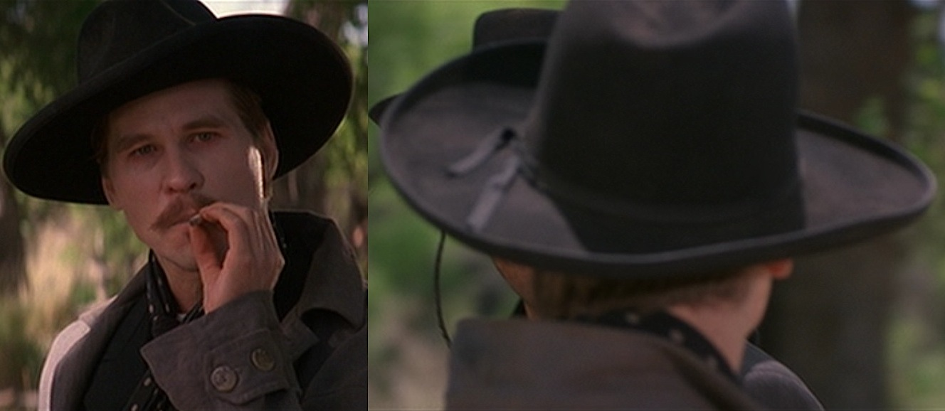 a28ac9fe4 Val Kilmer as Doc Holliday in Tombstone | BAMF Style