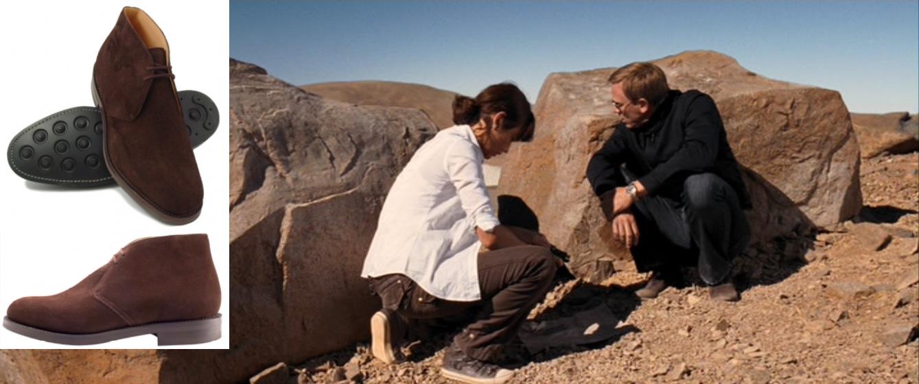 Bond Style Bolivian Desert Combat In Quantum Of Solace