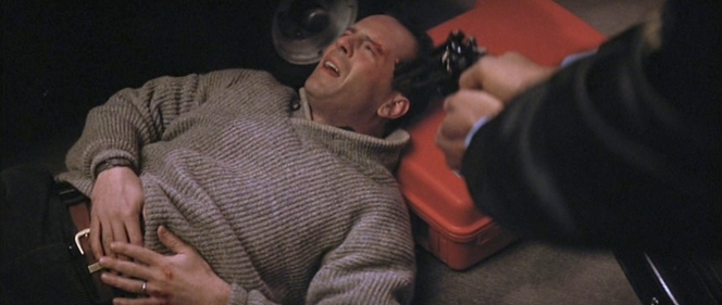This has not been a good Christmas for McClane.
