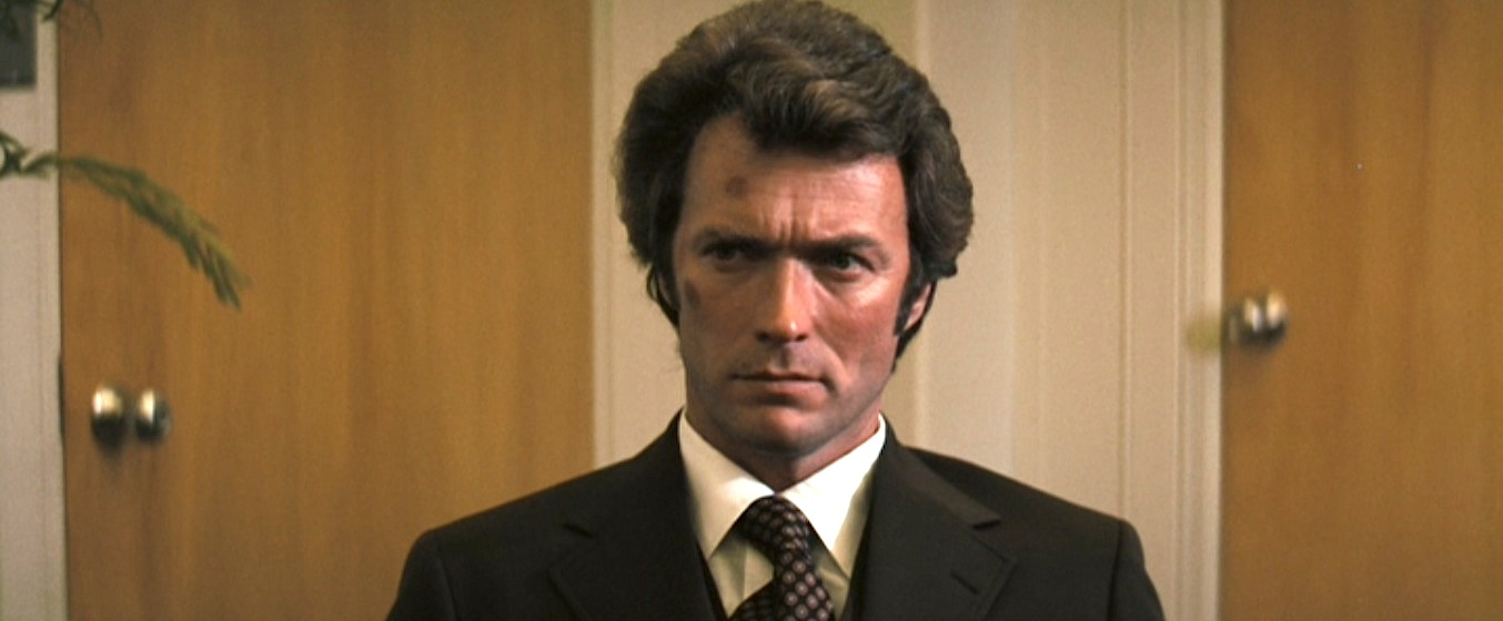 dirty harry s brown suit bamf style