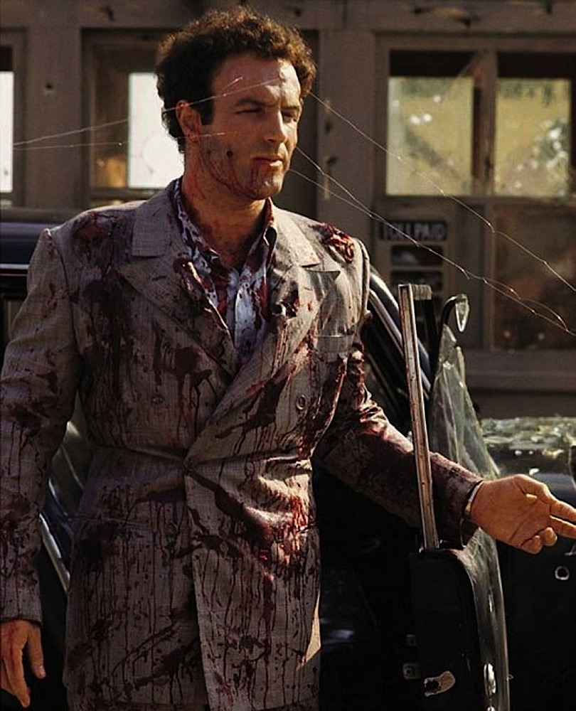 Sonny Corleone's Tollbooth Lincoln