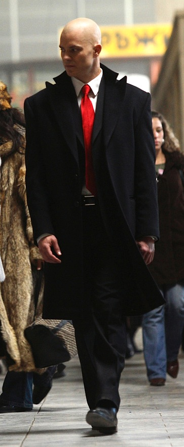 Timothy olyphant as the titular agent 47 in hitman 2007