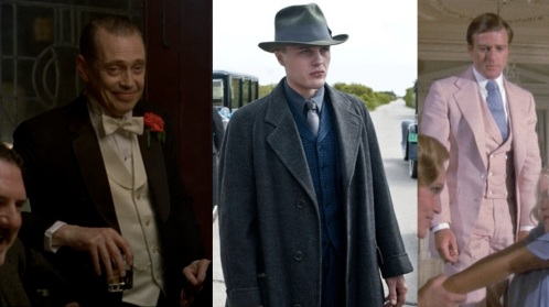 Let Nucky, Jimmy, and Gatsby be the guides for your 1920s style.