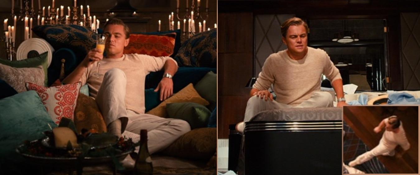 Leonardo Dicaprio Jay Gatsby Sweater