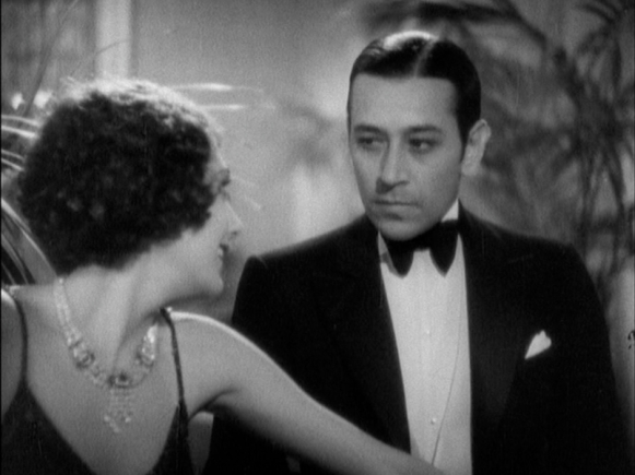 George Raft prepared for the role by adding 83 pounds of oil to his hair.