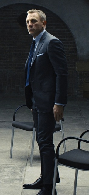 8c09a03477ac0 Daniel Craig as James Bond in Skyfall (2012).