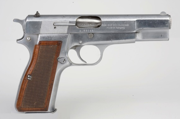 The exact FÉG used by Denzel in American Gangster.