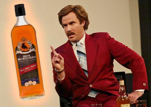 Ron rolls out a new blended Scotch that is sure to be a big hit.