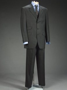 The same suit, as aucitioned by Bonhams.